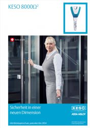 Broschüre Keso 8000 Omega